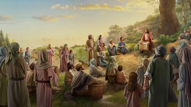 The Sermon on the Mount, the Parables of the Lord Jesus, and the Commandments