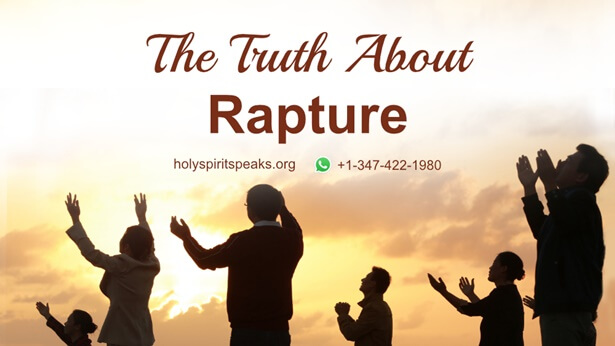 The True Meaning of Rapture in the Bible
