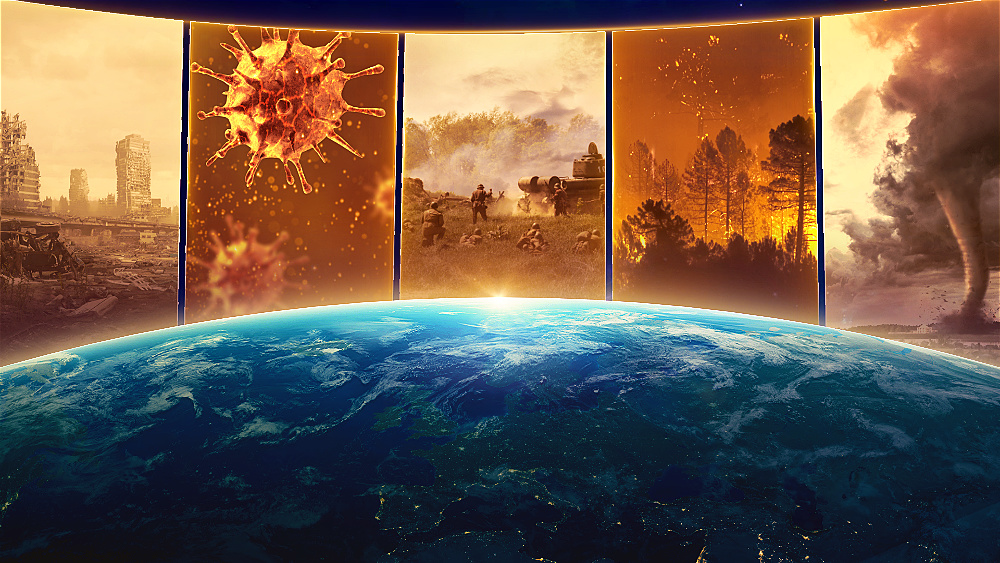 The Great Tribulation Is Near: How to Welcome the Return of the Lord