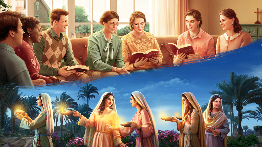 How to Be Wise Virgins in Receiving the Lord