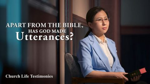 Apart From the Bible, Has God Made Utterances?