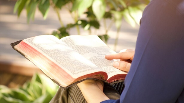 Daily Bible Reading: Is All the Word of God Really in the Bible?