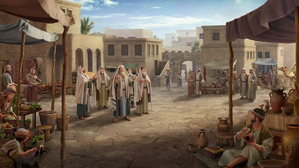 70. Why Have I Taken the Path of the Pharisees?