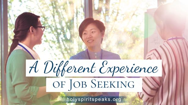The Orchestration of God's Hands: A Different Experience of Job Seeking (Audio Essay)
