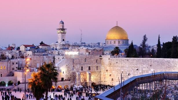 created Israel