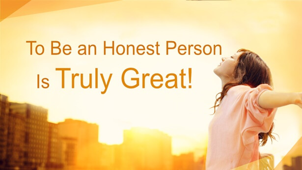 To Be an Honest Person Is Truly Great! (Audio Essay)