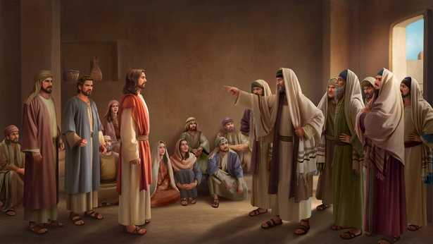 The Pharisees resisted the Lord Jesus and denied that He was the returning Messiah