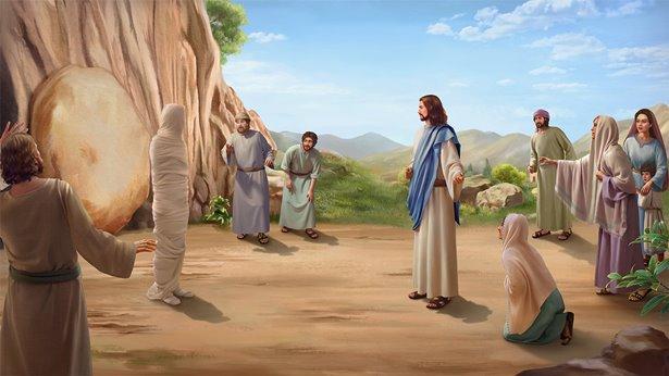 Jesus Performs Miracles