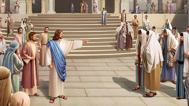 Why did the Lord Jesus curse the Pharisees? What exactly is the essence of  the Pharisees? | GOSPEL OF THE DESCENT OF THE KINGDOM
