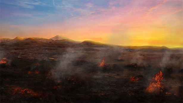 After Sodom's Repeated Resistance and Hostility Toward Him, God Utterly Eradicates It