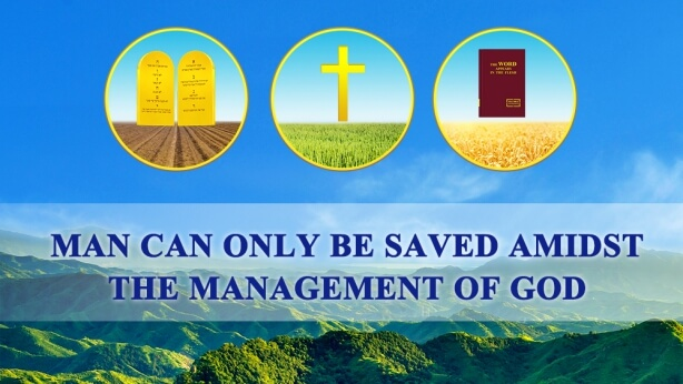 Man Can Only Be Saved Amidst the Management of God